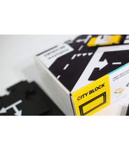 City block - Taxi et police- way to play