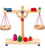 Balance à colonne