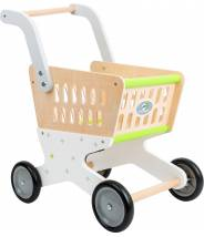 Caddie ou chariot de courses Pastel