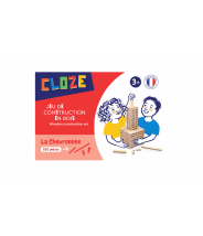 LA CHEVRONNÉE - CLOZE - JEU...