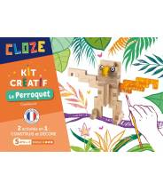 Kit Créatif Perroquet -...
