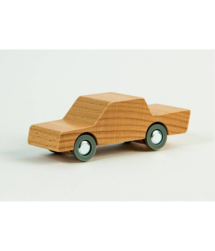 Voiture en bois massif- way to play