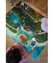 Tapis de jeu LAGON FEERIQUE - Carpeto