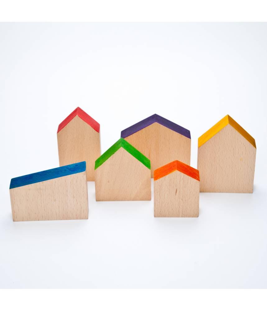 Maisons en bois - Grapat