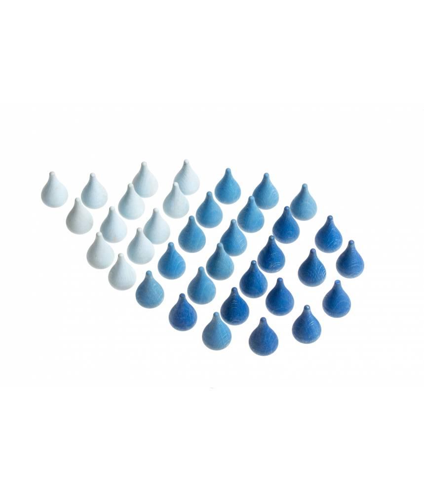 Assortiment de gouttes d'eau - Grapat