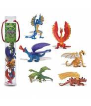 Dragons pack 1 - Tube Safari LTD