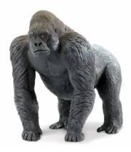 Gorille argenté XL- Safari LTD figurine à l'unité