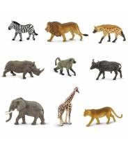 Animaux d'Afrique du Sud - Tube Safari LTD