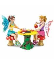 Les fées prennent le thé - Safari LTD figurine à l'unité