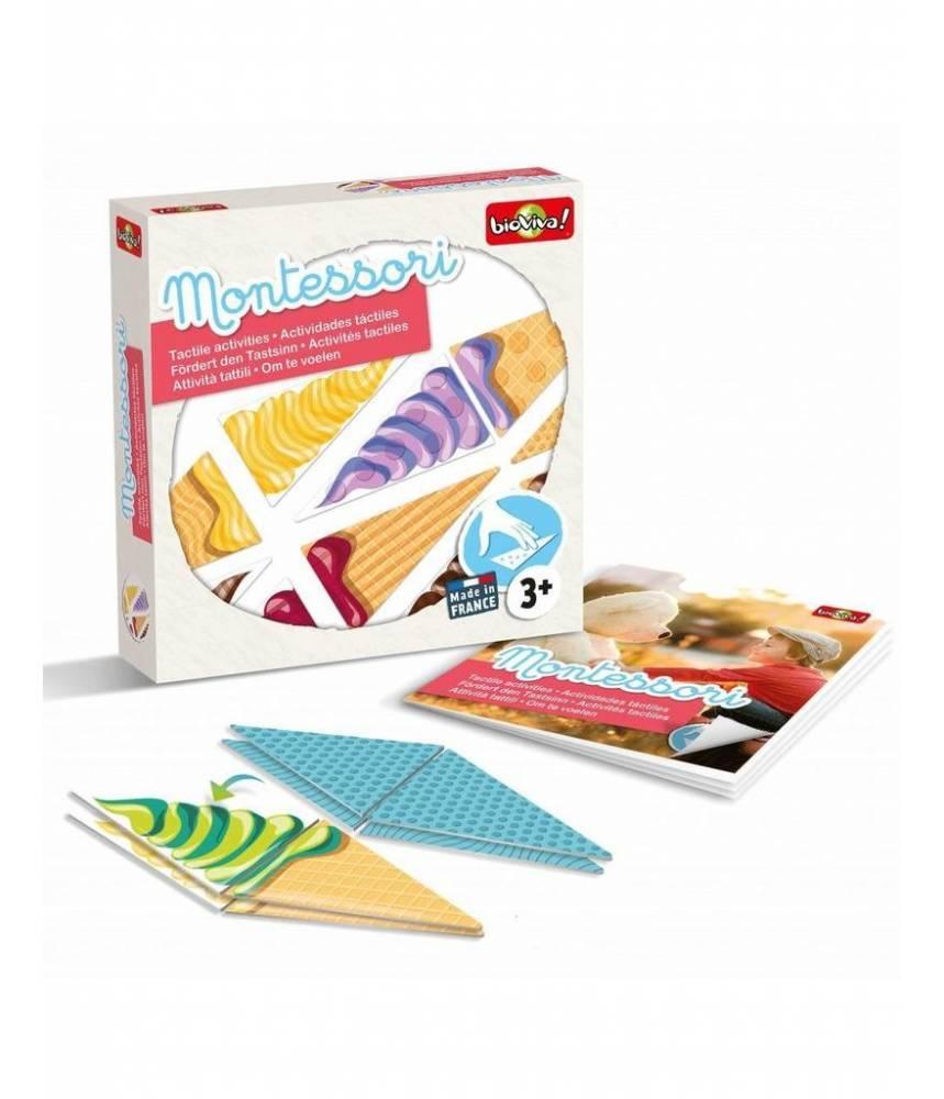 Montessori - Je touche - Bioviva