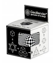 Géocube monochrome - Geobender