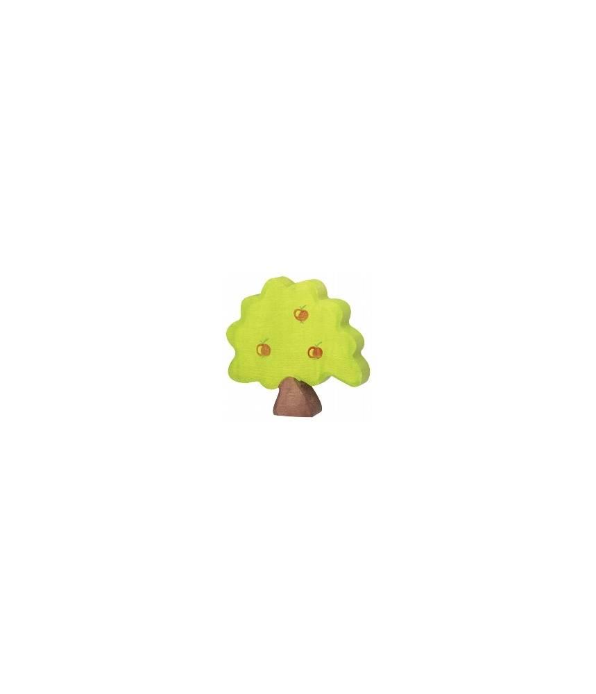 Petit Pommier en bois - figurine HOLZTIGER