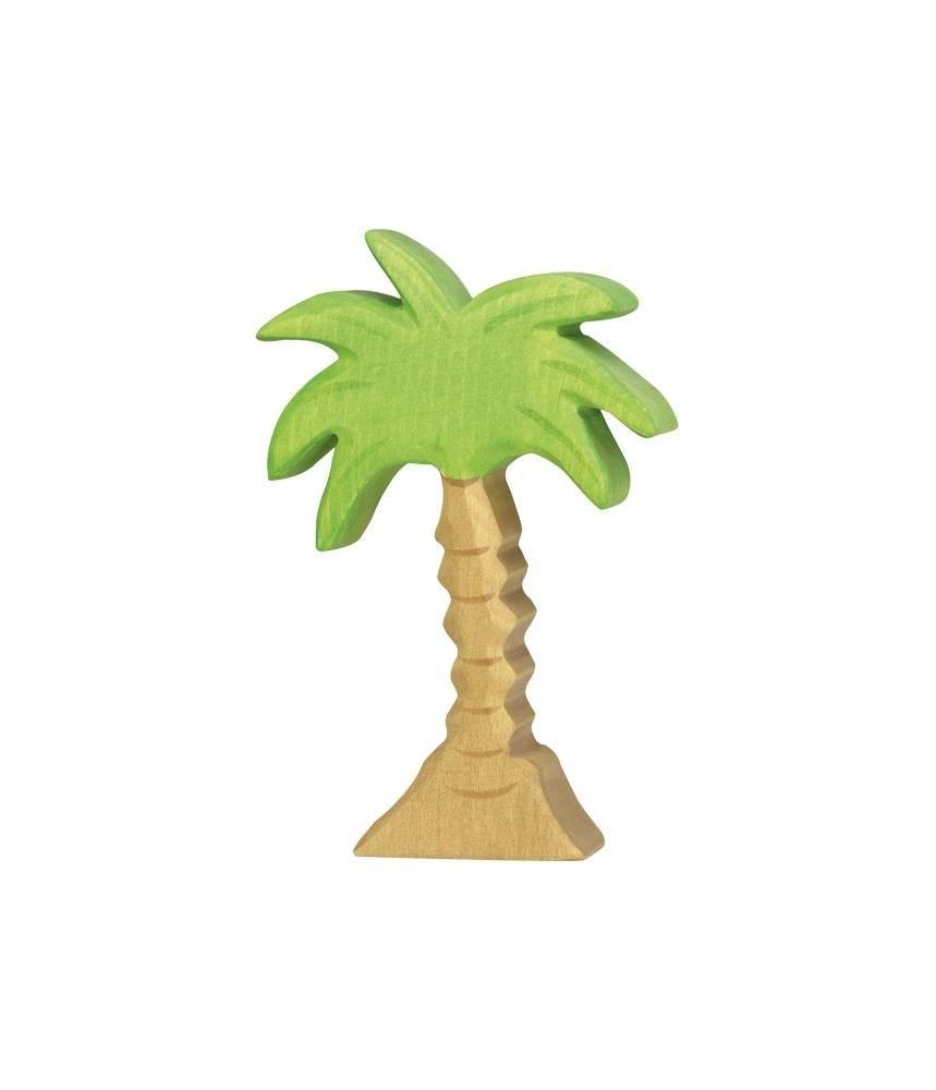 Moyen palmier en bois - figurine HOLZTIGER