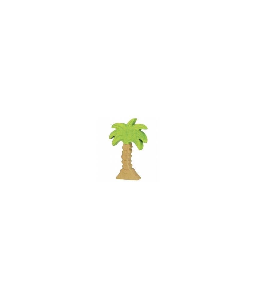 Petit palmier en bois - figurine HOLZTIGER
