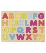 Puzzle Alphabet - GOKI