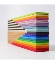 Planches Pastel plaques de construction - Grimm's