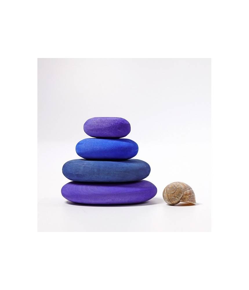 "Galets pierre ""rêve"" en bois - Grimm's"