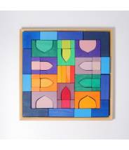 1001 nuits jeu de construction, puzzle - Grimm's