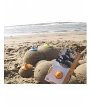 Sand Shapers Lot de 4 - Willyspheres Sandshapers pour la fabrication de sculptures de sable ou de neige