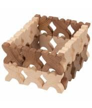 Xmanis, bonhommes à empiler en bois - Goki