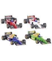 Voiture de course en métal à friction, Formule 1 - Goki