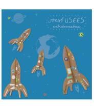 Mes fusées - Pirouette Cacahouète