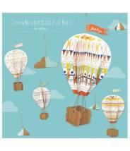 Mes montgolfières - Pirouette Cacahouète