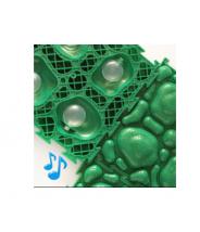 6 pièces musicales ensemble mousse de forêt - dalles sensorielles ORTOTO