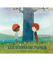 Les Avions De Papier - RICHARD JONES - Editions Kimane