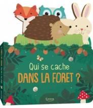 Qui se cache dans la forêt ? AMANDA MCDONOUGH  - Editions Kimane