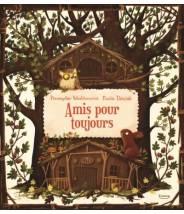 Amis pour toujours - EMILIA DZIUBAK (Auteur)  - Editions Kimane