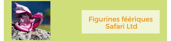 Figurines féeriques - Safari Ltd